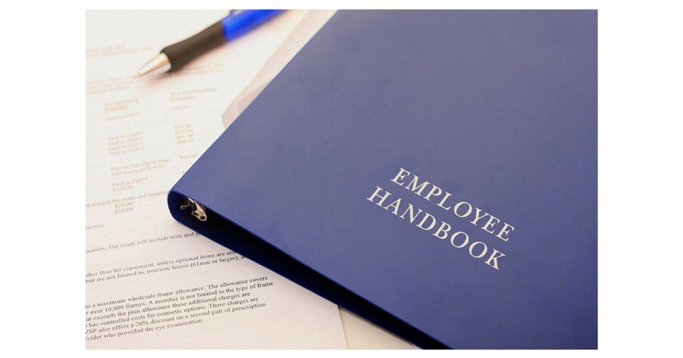 Kick Off The New Year By Updating Your Company's Employee Handbook