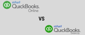 QuickBooks Online vs. Desktop – Choosing What's Right for Your Business