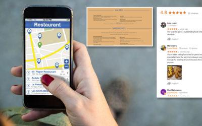 Digital Marketing Strategies Restaurants Can Use to Get Found Online