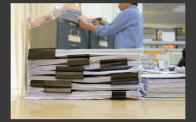 How to Keep Good Business Records when Self Employed or You're a Small Business