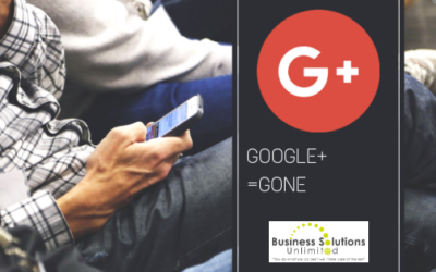 With Google+ Shutting Down, Small Businesses Should Audit Their Social Media Presence