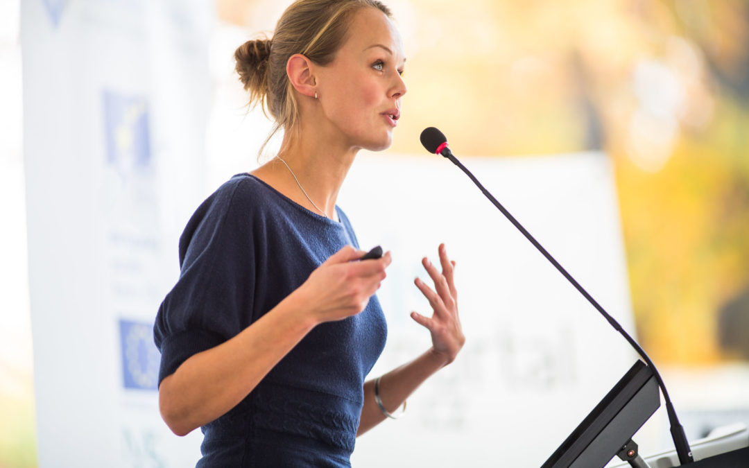 Ratchet Up Your Presentation Skills to Successfully Communicate Your Business Message
