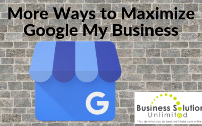 Google Introduces More Ways to Maximize Your Google My Business Listing