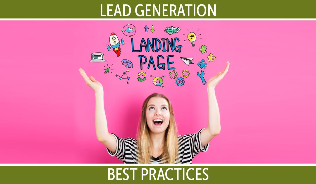 Gleeful Girl_Lead Generation Landing Page