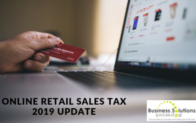 Online Retail Sales Tax 2019 Update: The Latest on Internet Sales Tax